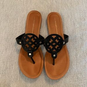 Report Sandals - Tory Burch Dupes